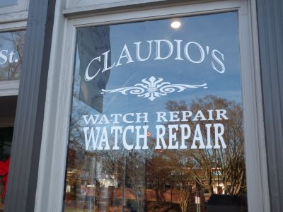 Claudios Watch Repair