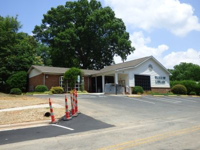 Waxhaw Library