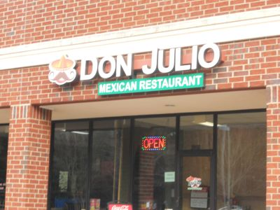 Don Julio's Mexican Restaurant