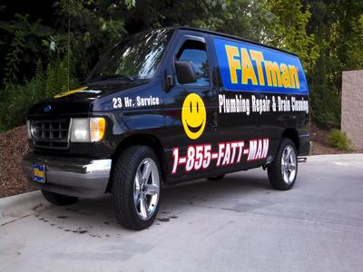FATman Plumbing Repair & Drain Cleaning